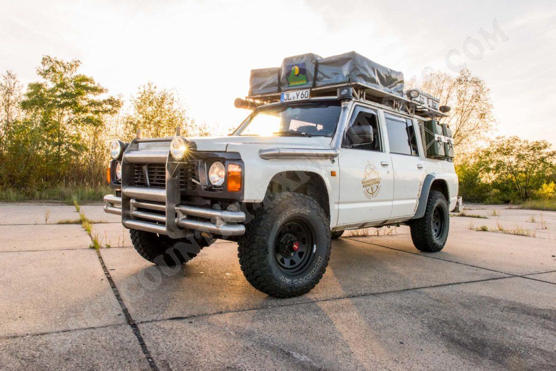 Nissan Patrol - Offroad Geländefahrzeug